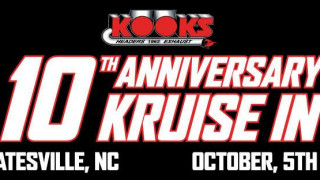 10th Annual Kruise In