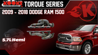 Dodge Ram 1500 Torque Series Now Available