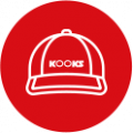 Kooks - Hat Icon