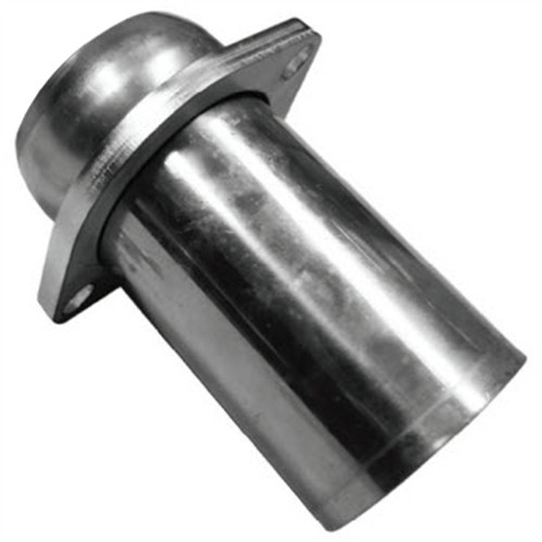 stainless steel 3 male portion of ball and socket with flange kooks headers exhaust