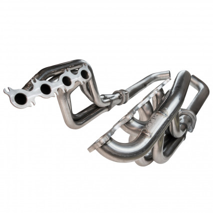 "1-3/4"" Stainless Header & Non-Catted Conn. Kit. 2015-2019 RHD Mustang GT 5.0L"