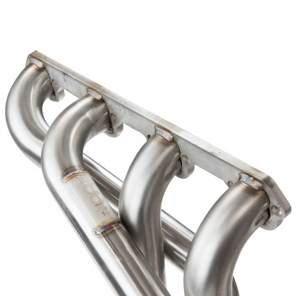 "1-3/4"" Stainless Headers. 1993-1995 F150 Lightning 5.8L."