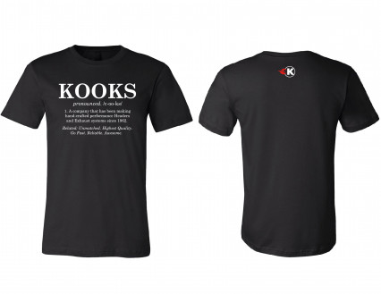 Kooks Definition T-Shirt - Large