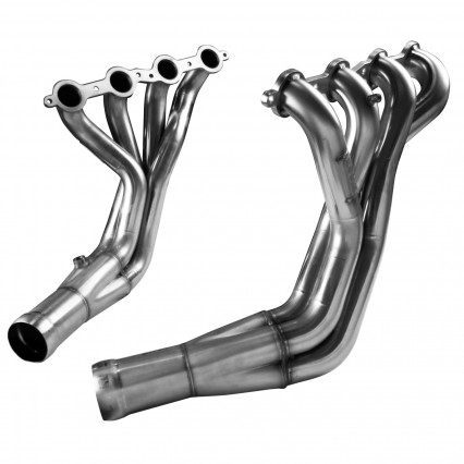 "1-7/8"" x 3"" SS Headers w/o Emissions Fittings. 1997-2004 Corvette."
