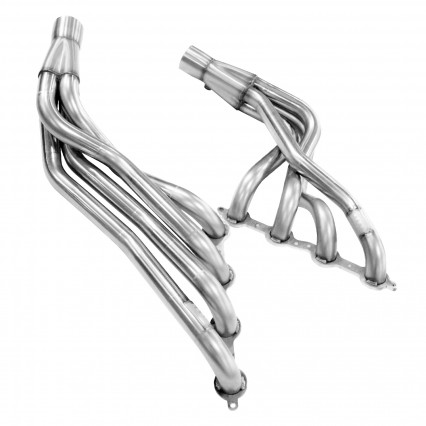 "2"" Stainless Headers w/o Emissions Fittings. 1998-2002 Camaro/Firebird 5.7L."