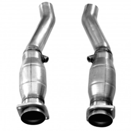 "3"" SS Catted Connection Pipes(Corsa). 2004-2007 Cadillac CTS-V 5.7L/6.0L."