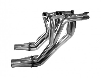 "1-3/4"" Stainless Headers. 1967-1987 GM 1/2 Ton Truck w/23degree Stock Port SBC."