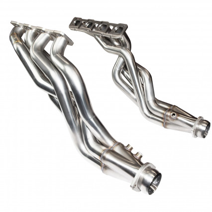 "2"" x 3"" SS Headers. 2015-2020 Charger/Challenger Hellcat 6.2L."