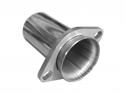 "Mild Steel 3"" Female Portion of Ball and Socket w/Flange"