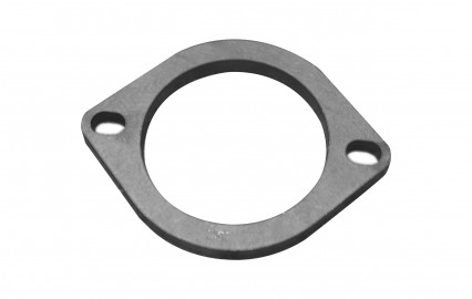 "3"" 2-Bolt Collector/Exhaust Flange. 3/8"" Thick Mild Steel."