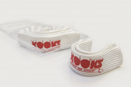 Spark Plug Sleeve-Natural W/Red Logo Package of 8 Sleeves
