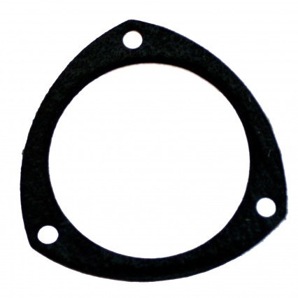 "4"" Collector/Exhaust Gasket- 3 Bolt Style - Carbon Composite"