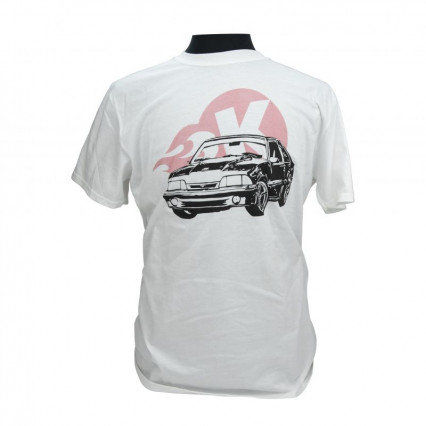 FOX BODY K FLAME T-SHIRT