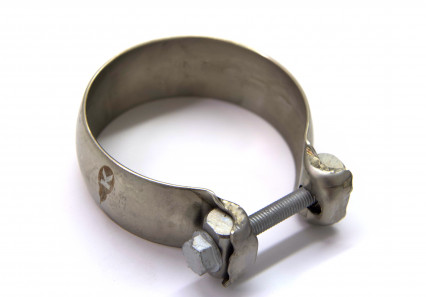 "3"" Stainless Steel Swivel Seal Clamp for Ball and Socket Connections"