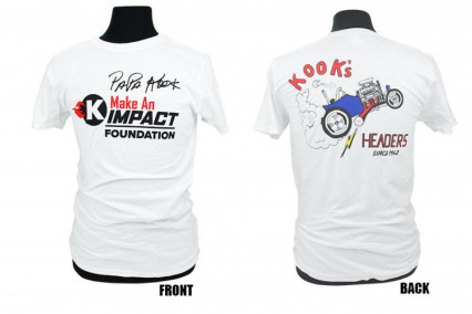 PAPA KOOK FOUNDATION MEN'S T-SHIRT